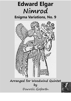 Elgar: Nimrod (Enigma Variations, No.9) for Woodwind Quintet